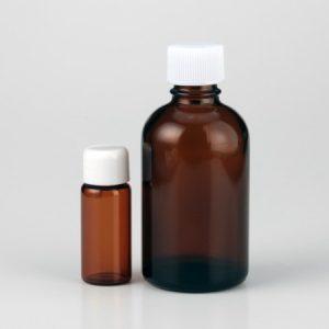 褐色ガラス瓶(10ml / 60ml)