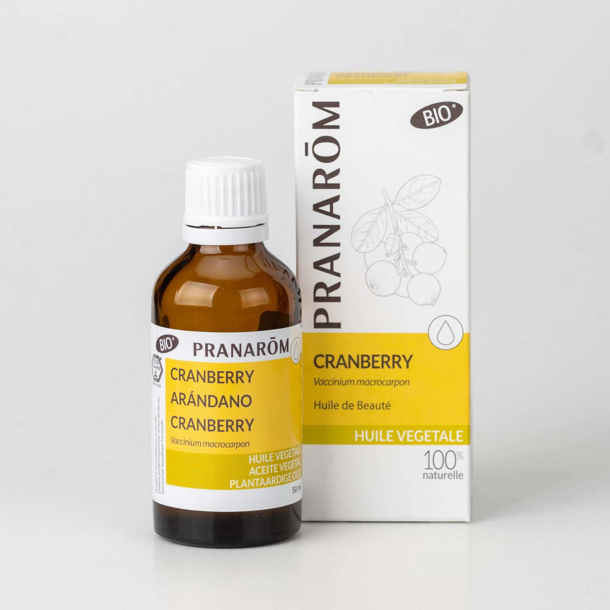 クランベリー 植物油 新発売